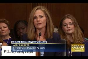 It's not anti-Catholic to ask Amy Coney Barrett whether ...