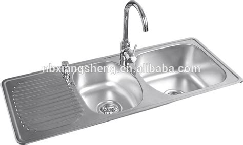 kitchen stainless steel sink bowl stainless steel sink with drainboard buy universal