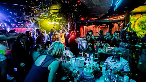 Party Boat East London by Tropicana Beach Club Covent Garden London Bar And Club