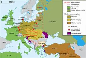 What new countries were created after World War I? - Quora