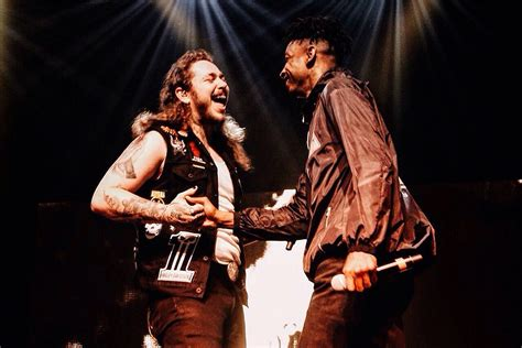 """""""rockstar"""", Post Malone & 21 Savage New Song Reaches Top"""