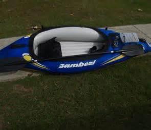Zambezi Inflatable Boat by Fishing Monthly Magazines Too Easy Zambezi