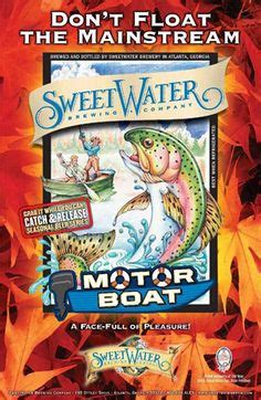 Motorboat You Old Sailor by 1000 Images About Sweetwater Brews On Pinterest