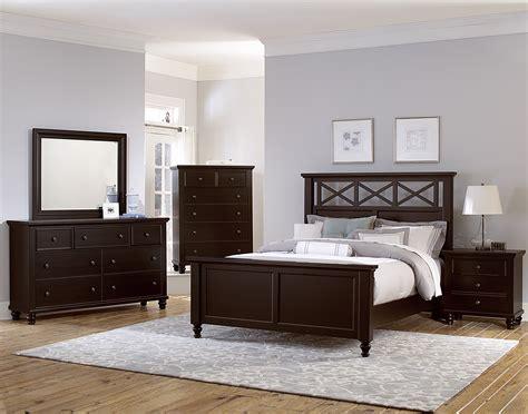 vaughan bassett ellington merlot 620 bedroom