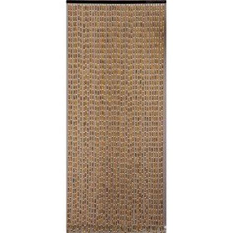 rideau de porte perles olives en bois 90x200 cm fr cuisine maison