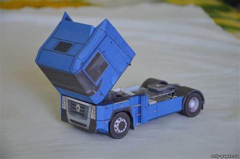 Как сделать модели из бумаги и картона