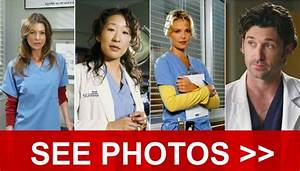 The cast of Grey's Anatomy- in real life | Worldation