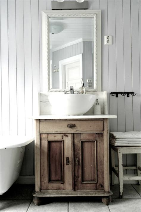 25 shabby chic style bathroom design ideas decoration