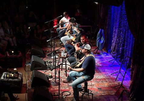 Lee Brice Brings Artists Out For Charity