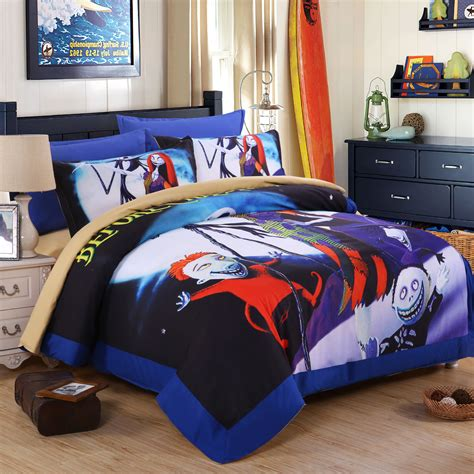 nightmare before bedding king size 28 images