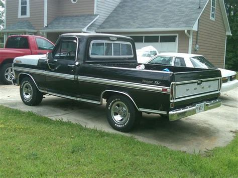 sell used 1970 ford ranger xlt shortbed f100 in douglasville united states