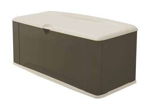 rubbermaid xl deck box with seat 5e39 feel the home