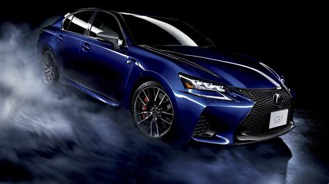 Lexus Gs F 4k Ultra Hd Wallpaper And Background Image