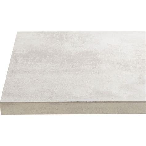 plan de travail stratifi 233 effet b 233 ton blanc l 246xp 63 5 cm l 63 5 cm ep 28 mm leroy merlin
