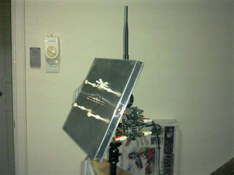 construction antenne quot bi quot vrx pour r 233 ception vid 233 o