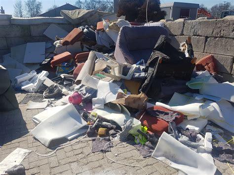 Laminaat Grofvuil Amsterdam afvalinzameling milieustraat bb grondwerken b v