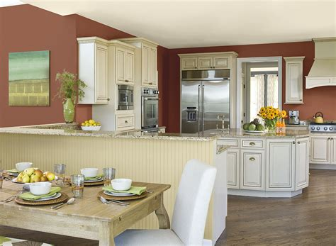 20 Best Paint Colors For Kitchens 2018  Interior