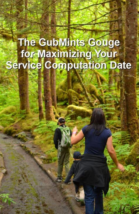 New Ebook Maximize Your Service Computation Date Gubmints