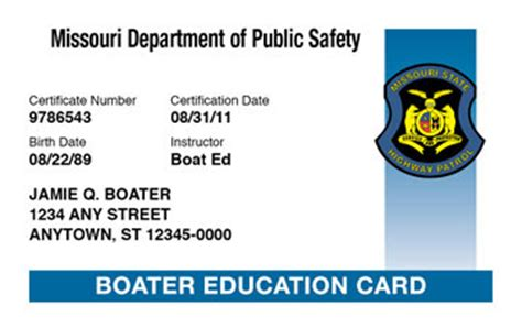 Missouri Boating License Online Course by Missouri Boating License Boat Safety Course Boat Ed 174