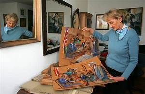 U.S. Buying Marilyn Church's Courtroom Sketches - The New ...
