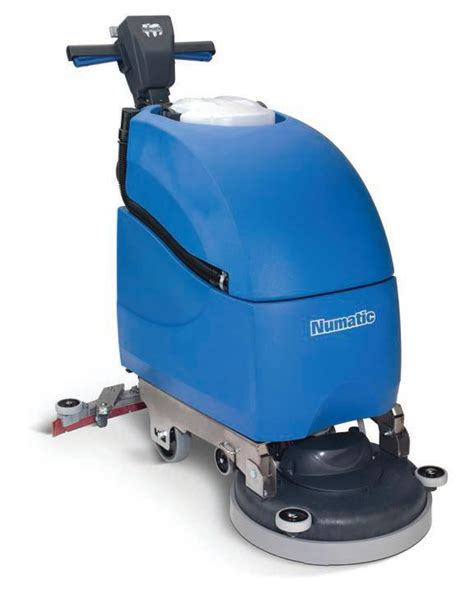 17 inch electric automatic scrubber tt1117 commercial
