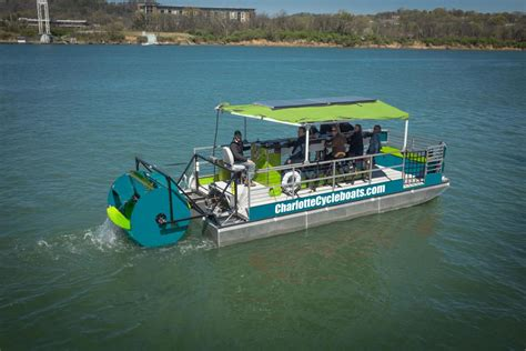 Pedal Boat Charlotte by Could Cycleboats Be The Next Big Thing On Lake Norman With
