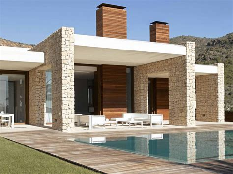 home interior and exterior design modern minimalist home interior exterior ideas for villa plans