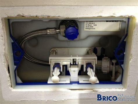 wc suspendu geberit fuite du robinet d arriv 233 e d eau