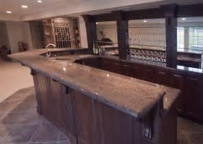 Custom NJ Home Bar   Trade Mark Design & Build