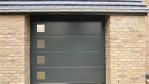 porte de garage hormann porte de garage hormann 7016 motif inox