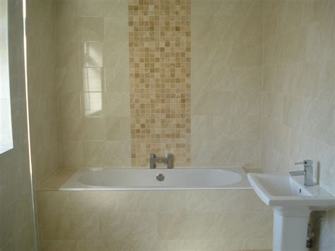 tile effect bathroom wall cladding bathroom design