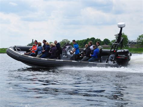 2e Hands Rib Boot by Tweedehands Gemini 850 Charter Event Experience Rib Kopen