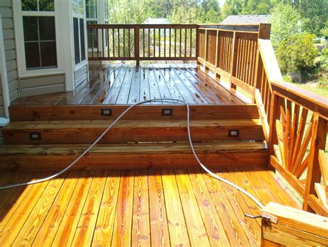 wood decks pressure cleaning wood decks