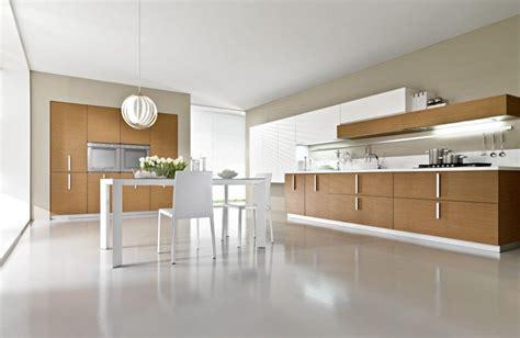 minimalist italian house on a flat open space digsdigs cocinas de estilo minimalista