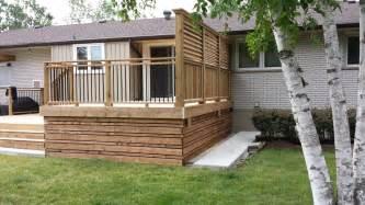 deck skirting ideas lattice doherty house metal deck skirting ideas