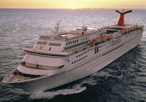 30 great carnival paradise cruise ship sinking punchaos
