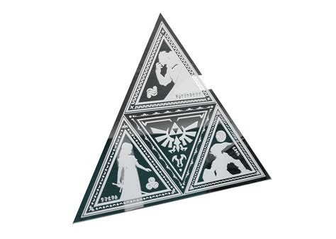 the legend of triforce mirror