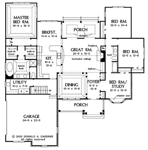 open one story house plans one story house plans with one story open floor house plans