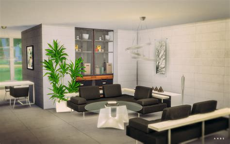 Nissa Living Room Objects 11 New Meshes From The  Anbs