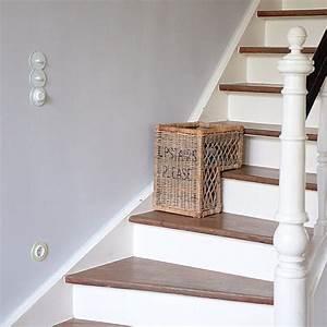 Treppen Streichen Ideen : die besten 25 treppe streichen ideen auf pinterest malerei treppe gestrichene stufen und ~ Markanthonyermac.com Haus und Dekorationen