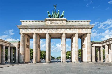 Brandenburger Tor In Berlin, Deutschland  Franks Travelbox