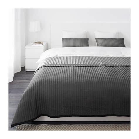 karit couvre lit et 2 housses coussin 260x280 40x65 cm ikea