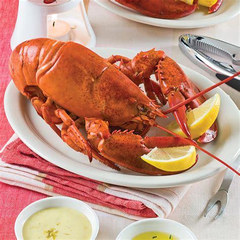 comment cuisiner un homard