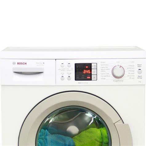 test bosch waq24483ff serie 6 lave linge ufc que choisir