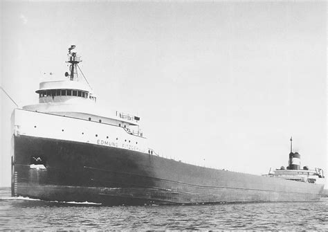 Sinking Of The Ss Edmund Fitzgerald by Ss Edmund Fitzgerald In 1971 Ss Edmund Fitzgerald Was An
