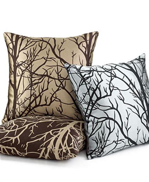 softline element tree 20 quot square decorative pillows