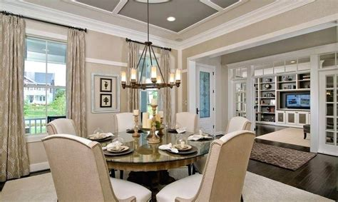 Open Concept Homes Model Home Interiors Images Single