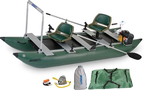 Inflatable Boats Qatar by Sea Eagle 375fc 2 Person Inflatable Fishing Boats Package