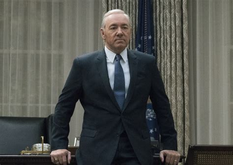'house Of Cards' To Write Out Kevin Spacey For Final