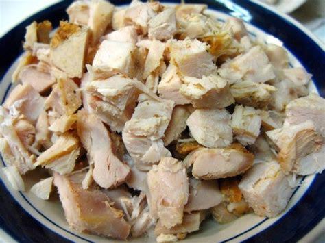 comment cuisiner reste de poulet